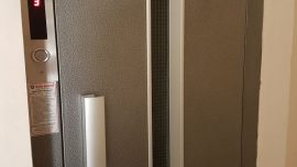 Asansör Camı Tamiri